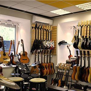 Музыкальные магазины Белой Холуницы