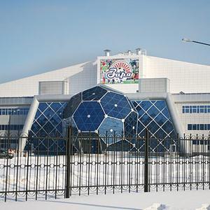 Спортивные комплексы Белой Холуницы